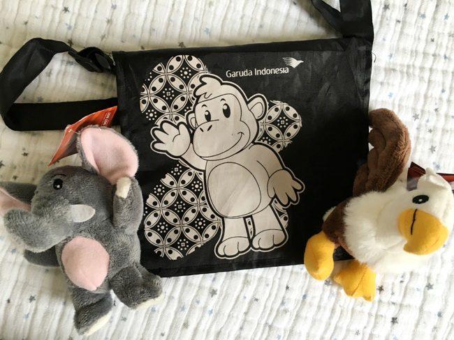 Kids Gifts Garuda Indonesia