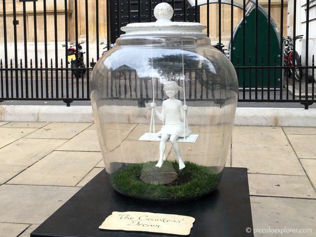 BFG Dream Jar Trail, London