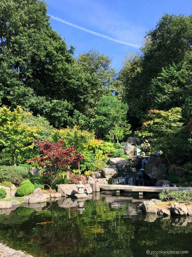 Kyoto Garden, Holland Park, London