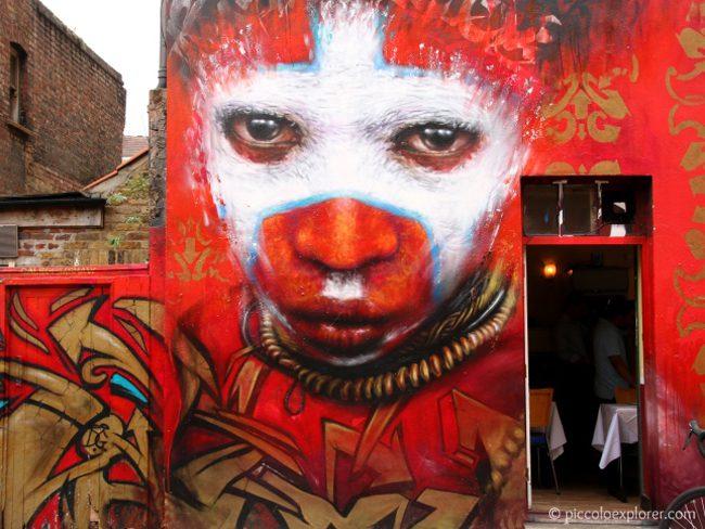 Street Art, Brick Lane, Shoreditch London