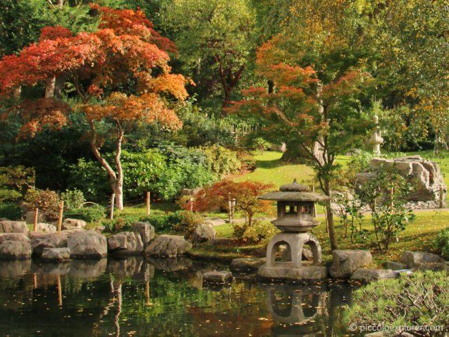 Kyoto Garden Holland Park Kensington