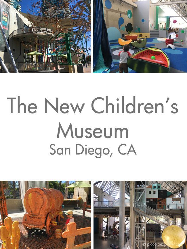 Pin to Pinterest - The New Children's Museum, San Diego, CA