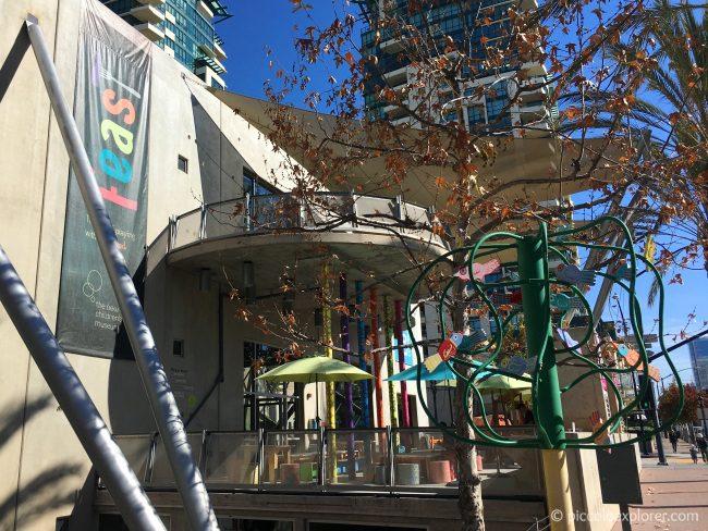 New Children's Museum, San Diego, CA