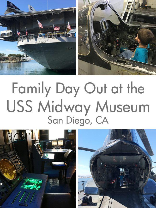 USS Midway Museum, San Diego CA