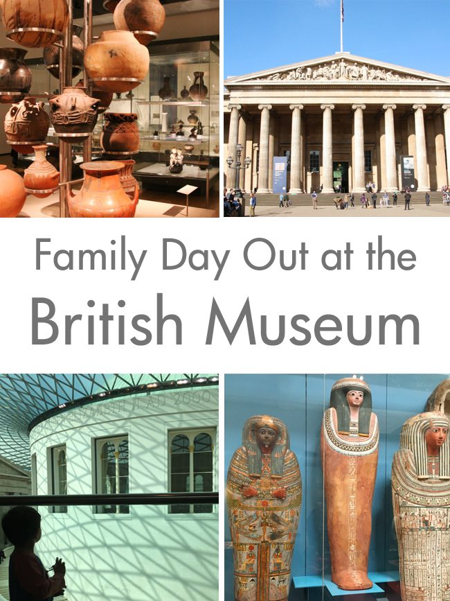 Pin for Later - Family Day Out at the British Museum, London