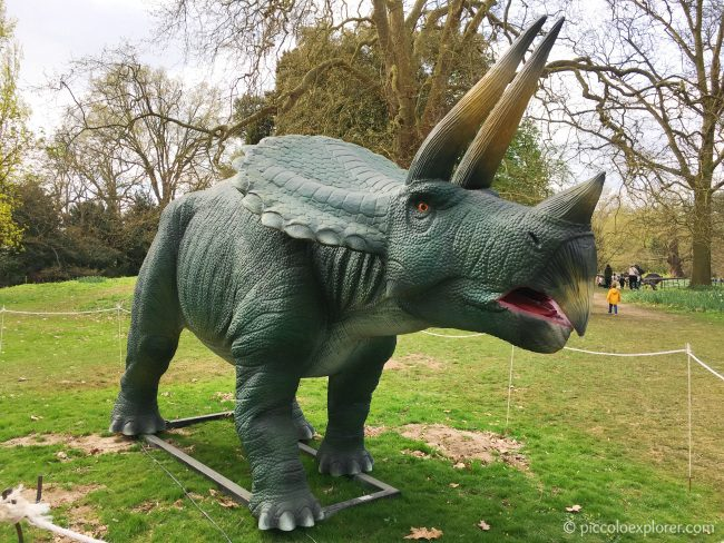 Jurassic Kingdom, Osterley Park, London