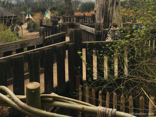 Diana Memorial Playground, Kensington Gardens, London