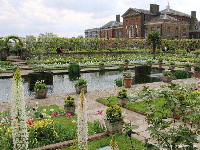 Kensington Palace Princess Diana Memorial Garden