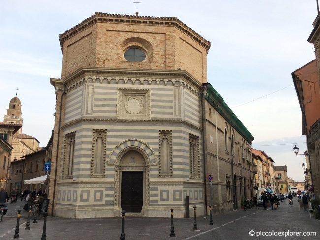 Fano Centro Citta, Italy