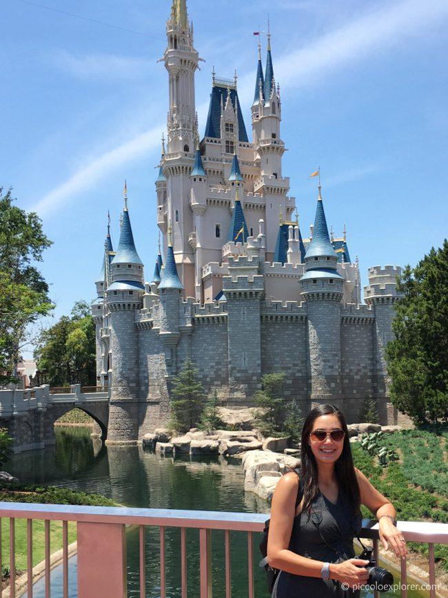 Cinderella's Castle at Magic Kingdom, Walt Disney World, Florida