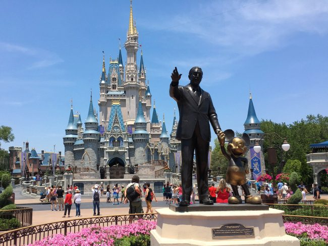 Magic Kingdom, Walt Disney World, Orlando, Florida