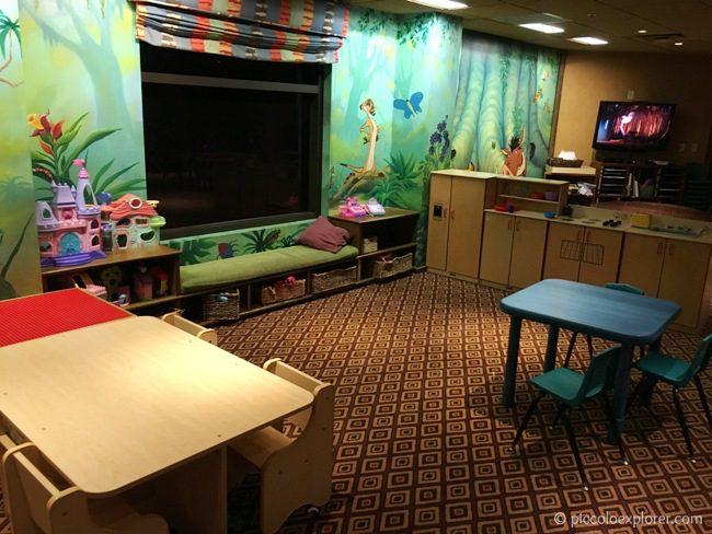 Simba's Clubhouse, Kid's Club at Animal Kingdom Lodge, Orlando