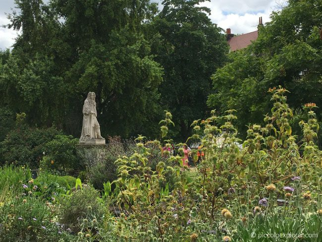 Chelsea Physic Garden, London