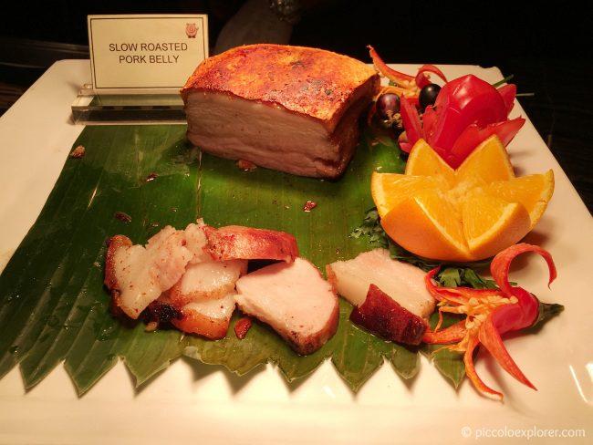 Tropical BBQ Theme Dinner, Padma Resort Legian, Bali