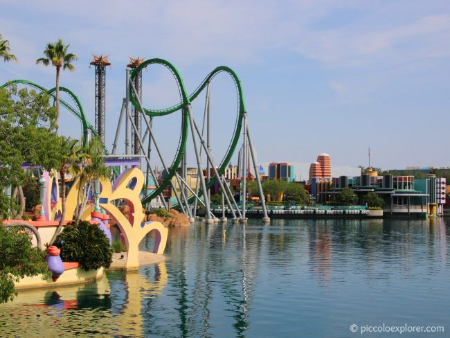 Universal's Islands of Adventure, Orlando
