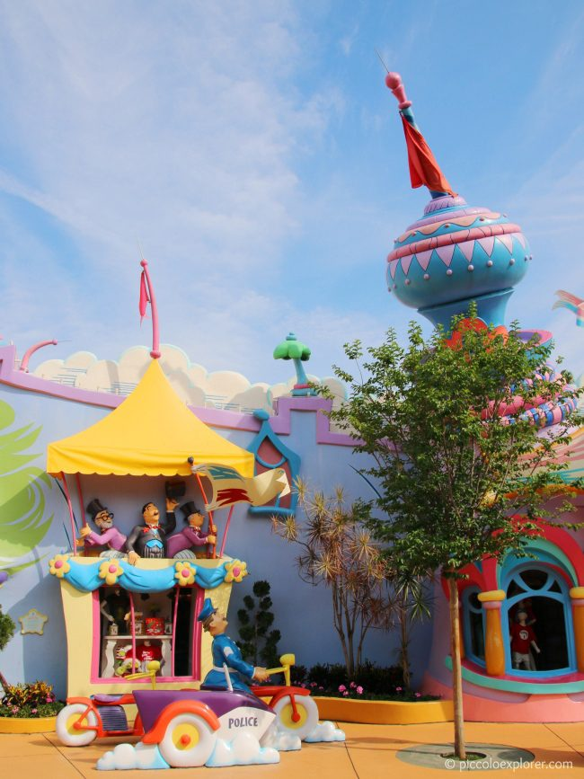 Seuss Landing, Universal's Islands of Adventure