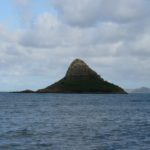 Chinaman's Hat off Kualoa Beach Park, Oahu