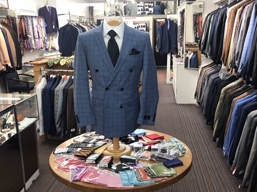 Suit at JB's House of Fashion