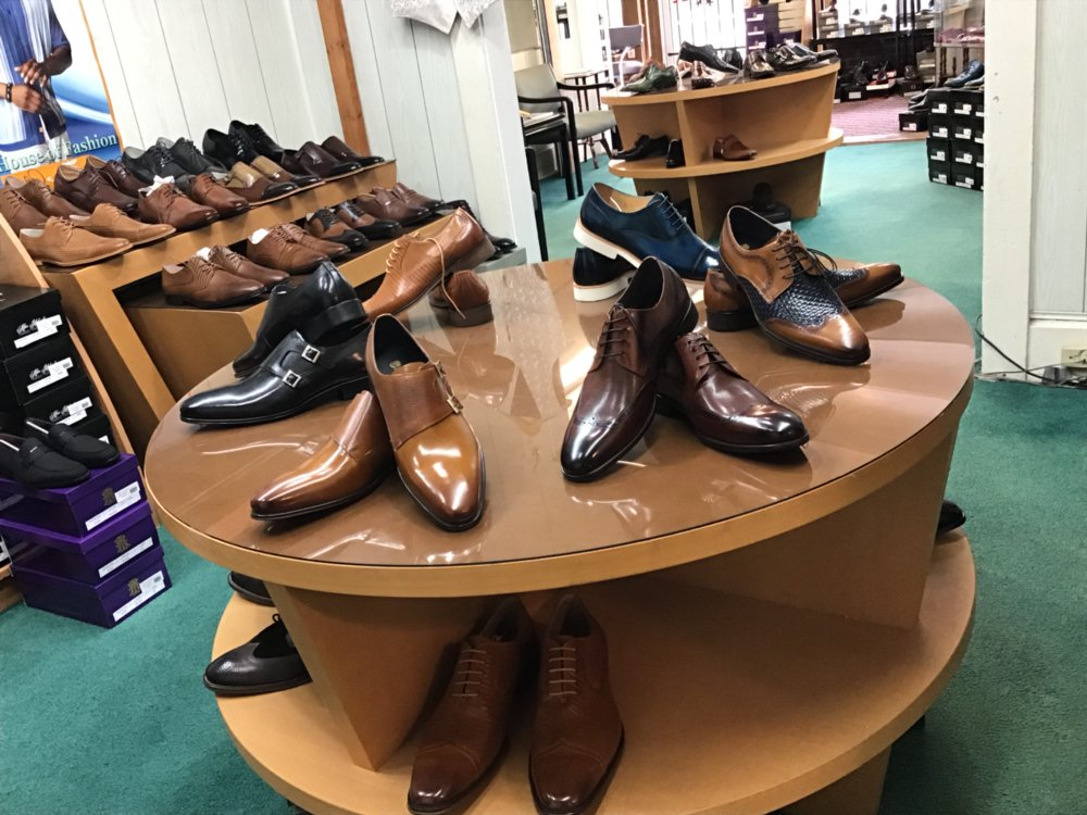 Some of the best shoes in Birmingham
