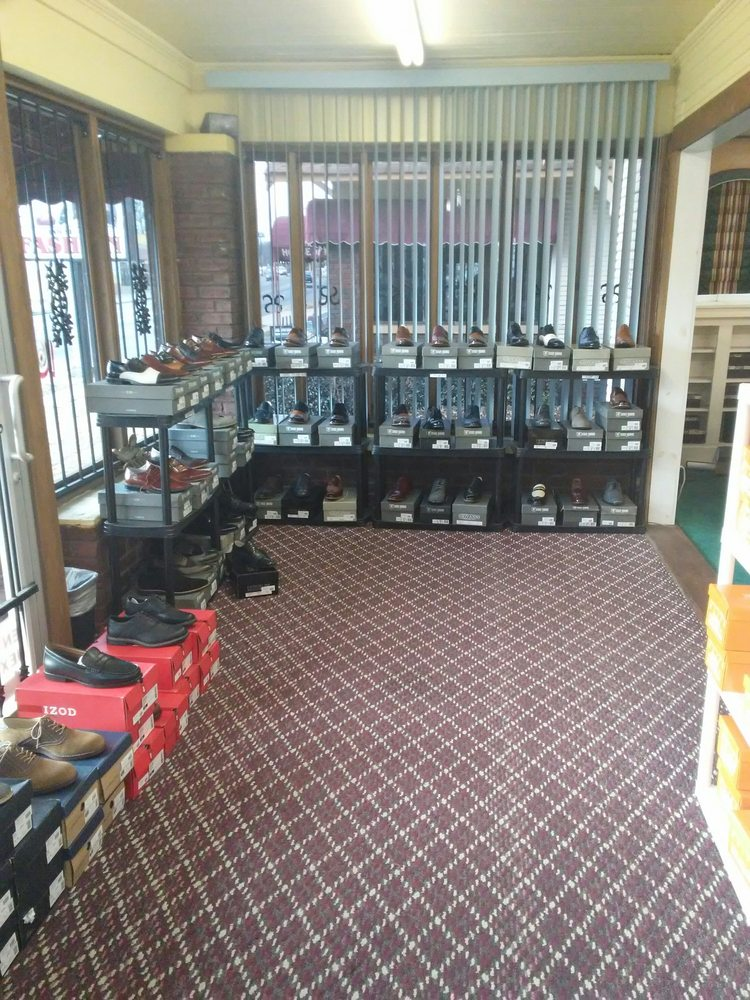 We have a Whole shoe store !