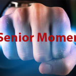 A SENOIR MOMENT