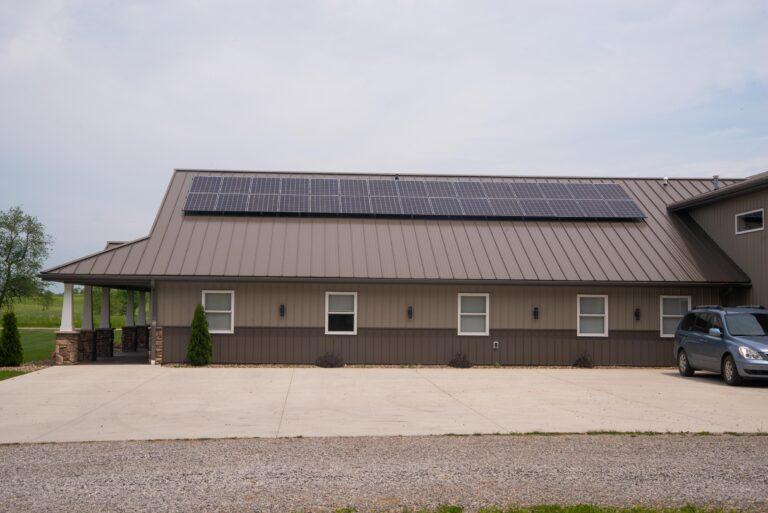 Wooster Builders Solar Array