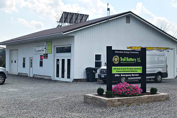 Trail Battery and Solar Store