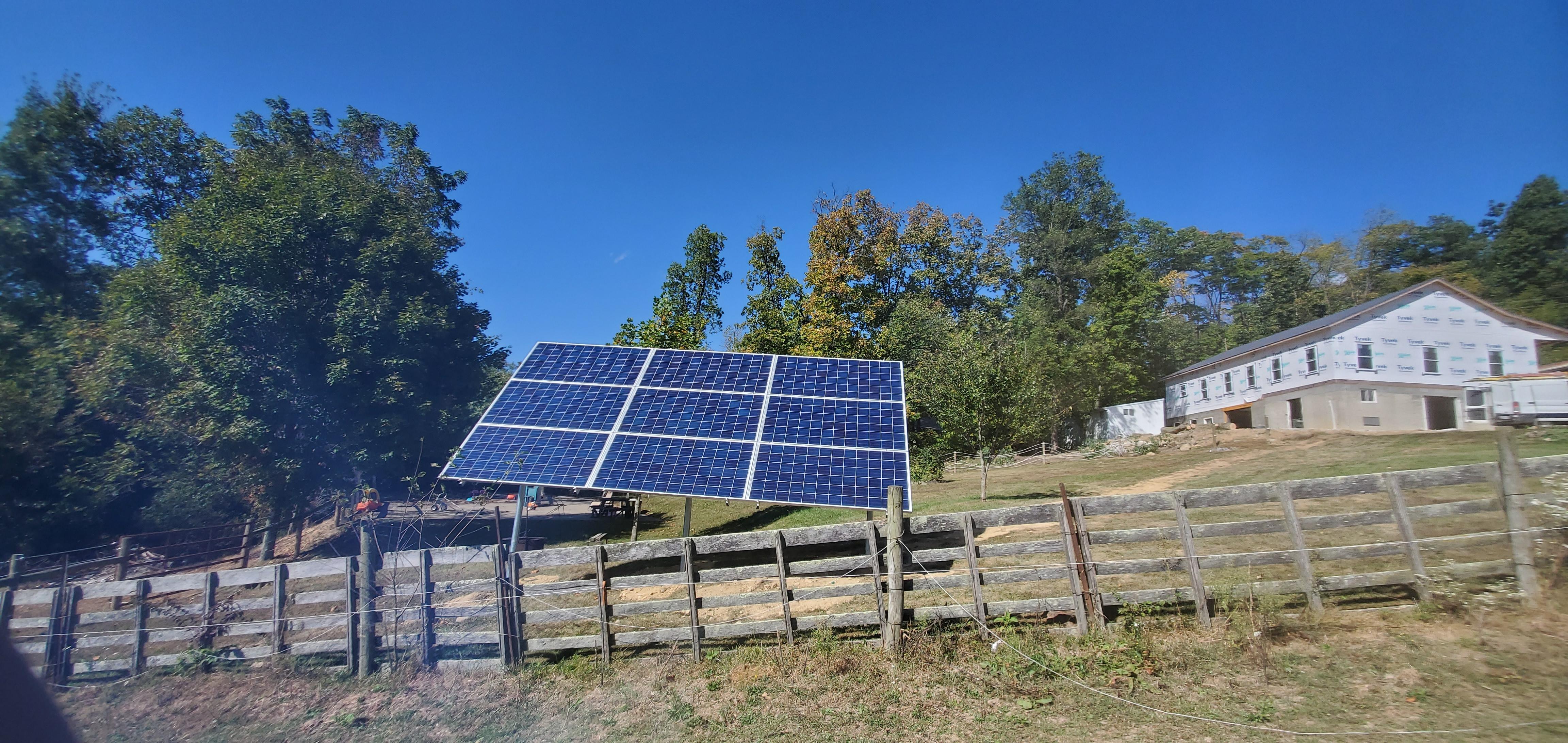 Duane Kline Off Grid Solar