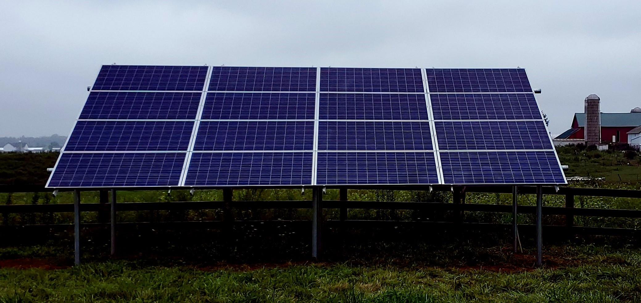 Daniel Wengerd Off Grid Solar