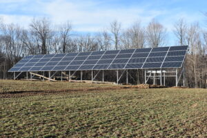 Trail Battery & Solar - Van Gorp Farm