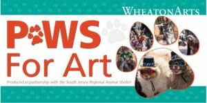 Paws for Art @ WheatonArts Campus
