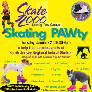 Skating Party @ Skate 2000