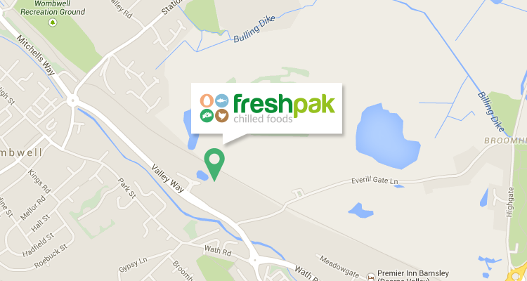 Fresh-Pak on Google Maps
