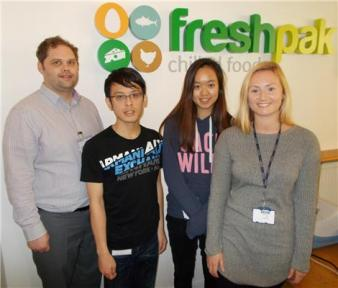 Freshpak Partners With University of Leicester to Help Drive Manufacturing Excellence