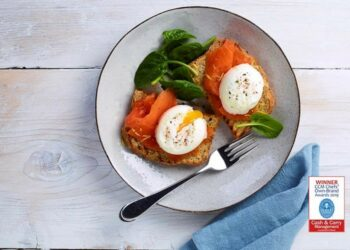 Industry Praise for Award Winning Lion Poached Egg
