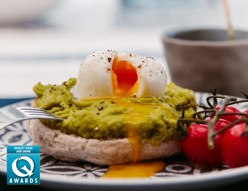 Brakes Poached Eggs from Fresh Pak win at Quality Food Awards 2019