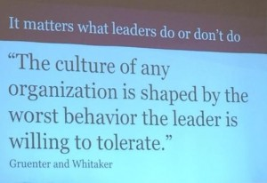 LeadersTolerate