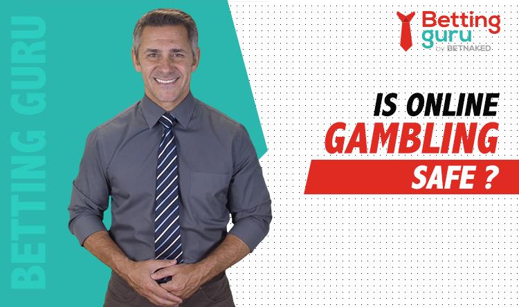 Is Online Gambling Safe blog post image