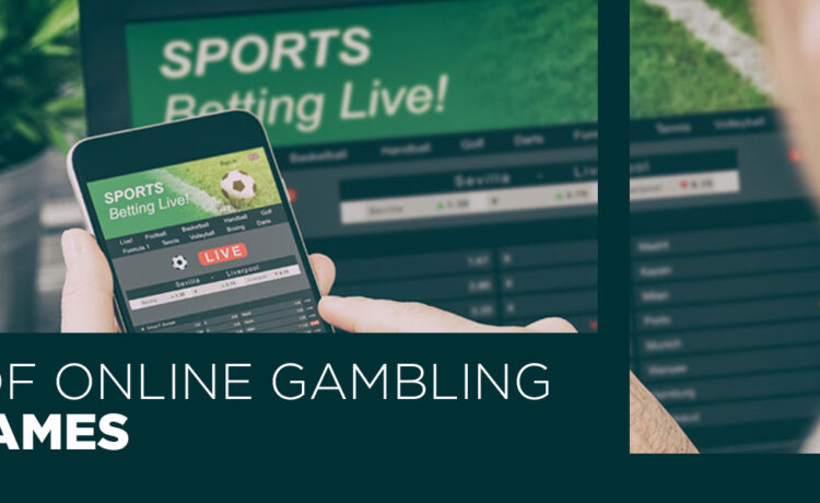 Type Of Online Gambling Site Games Blog Featured Image