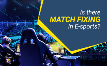Is there match fixing in e-sports?