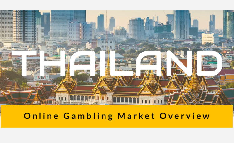 Thailand Online Gambling Market Featured Image