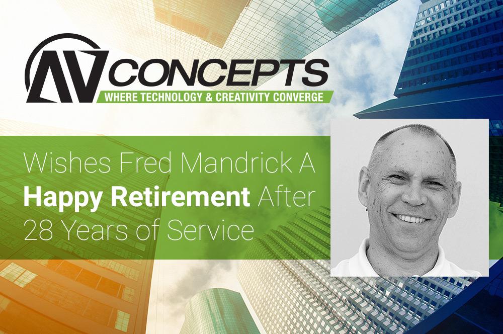 AV Concepts Announces Co-Founder's Retirement