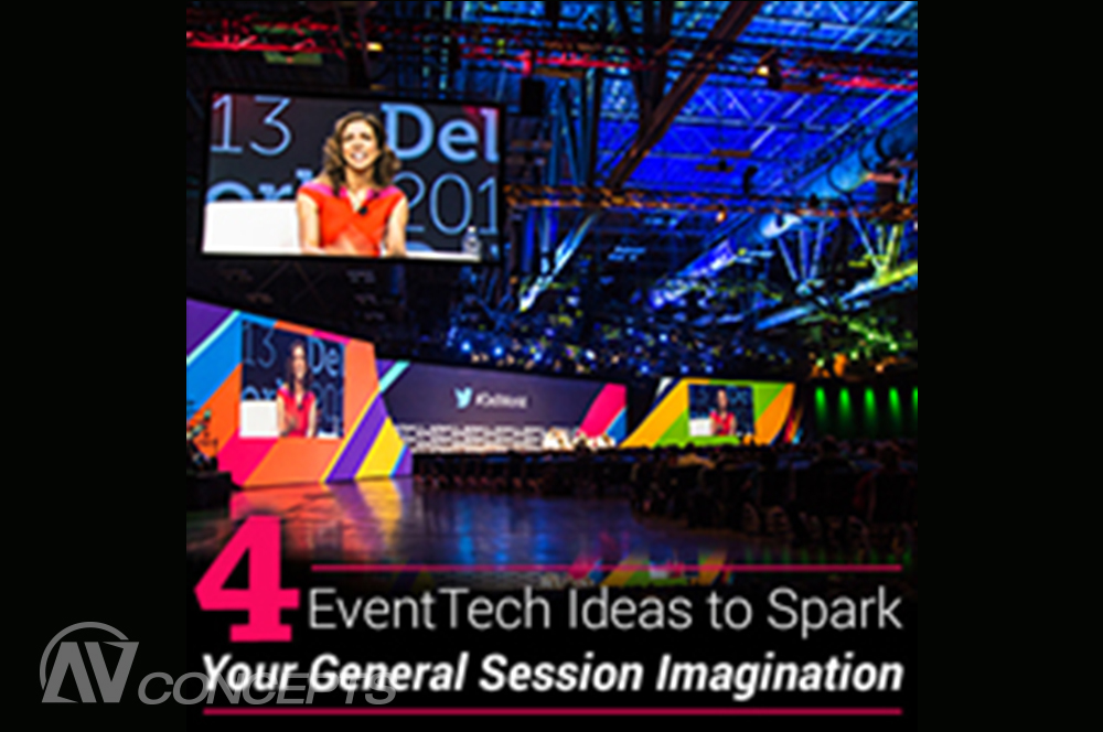 4 EventTech Ideas to Spark Your Imagination