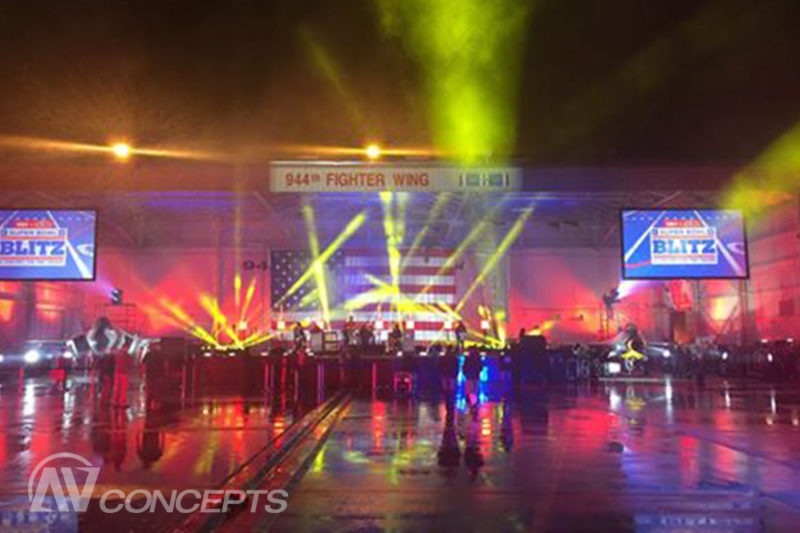 AV Concepts Helps Partners and Clients 'Touchdown' at Super Bowl 2015