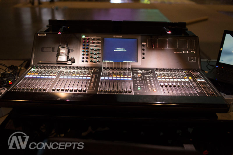 AV Concepts Pushes Envelope with Dante Media Networking for Live Event Production
