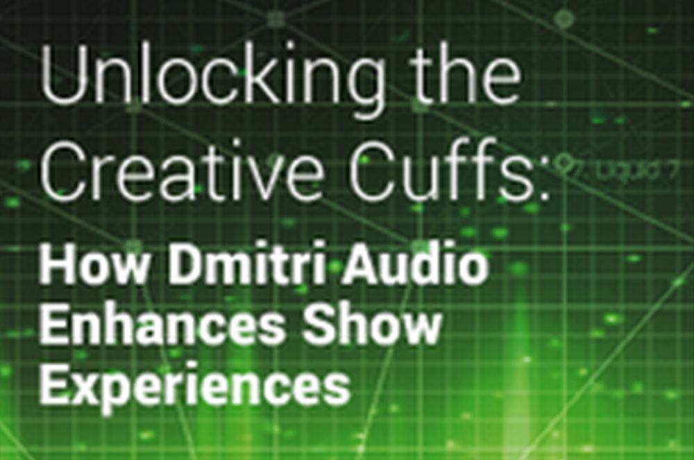 Unlocking the Creative Cuffs with Dmitri Audio