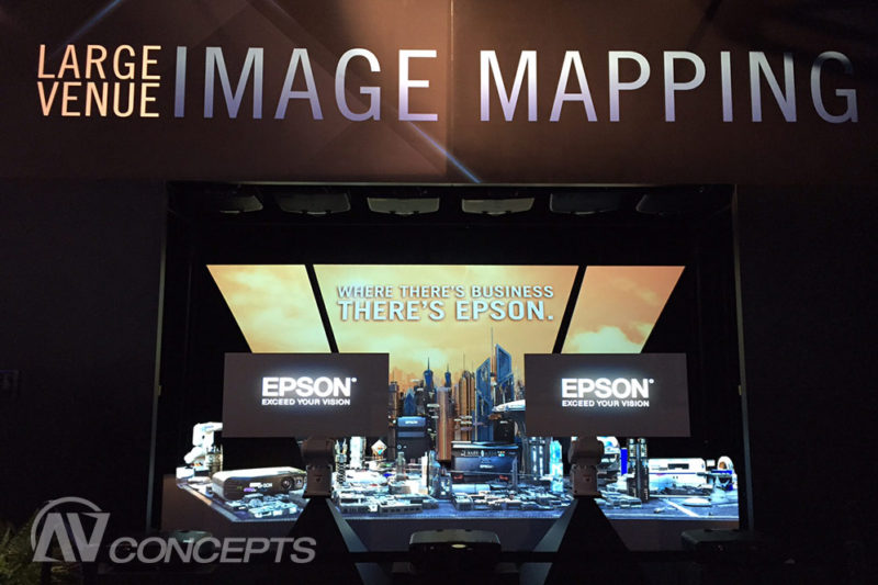 Epson Stops Traffic at InfoComm