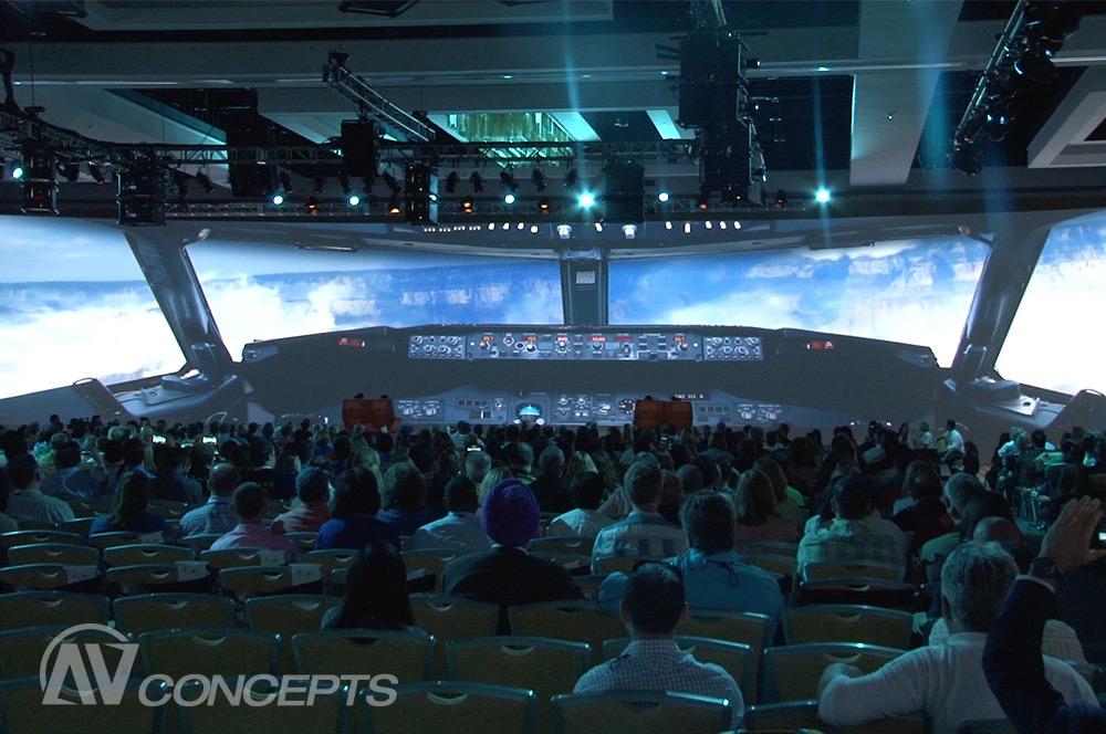 AV Concepts & Ray Ramsay Create 360-Degree Experience for La Quinta