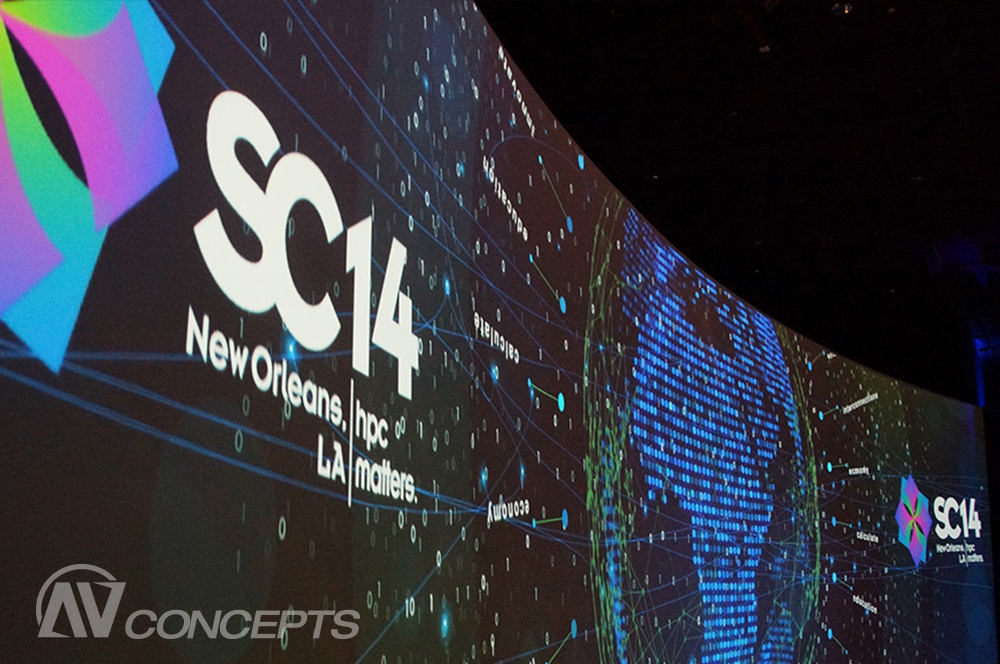 AV Concepts Helps SC Conference Series Shine