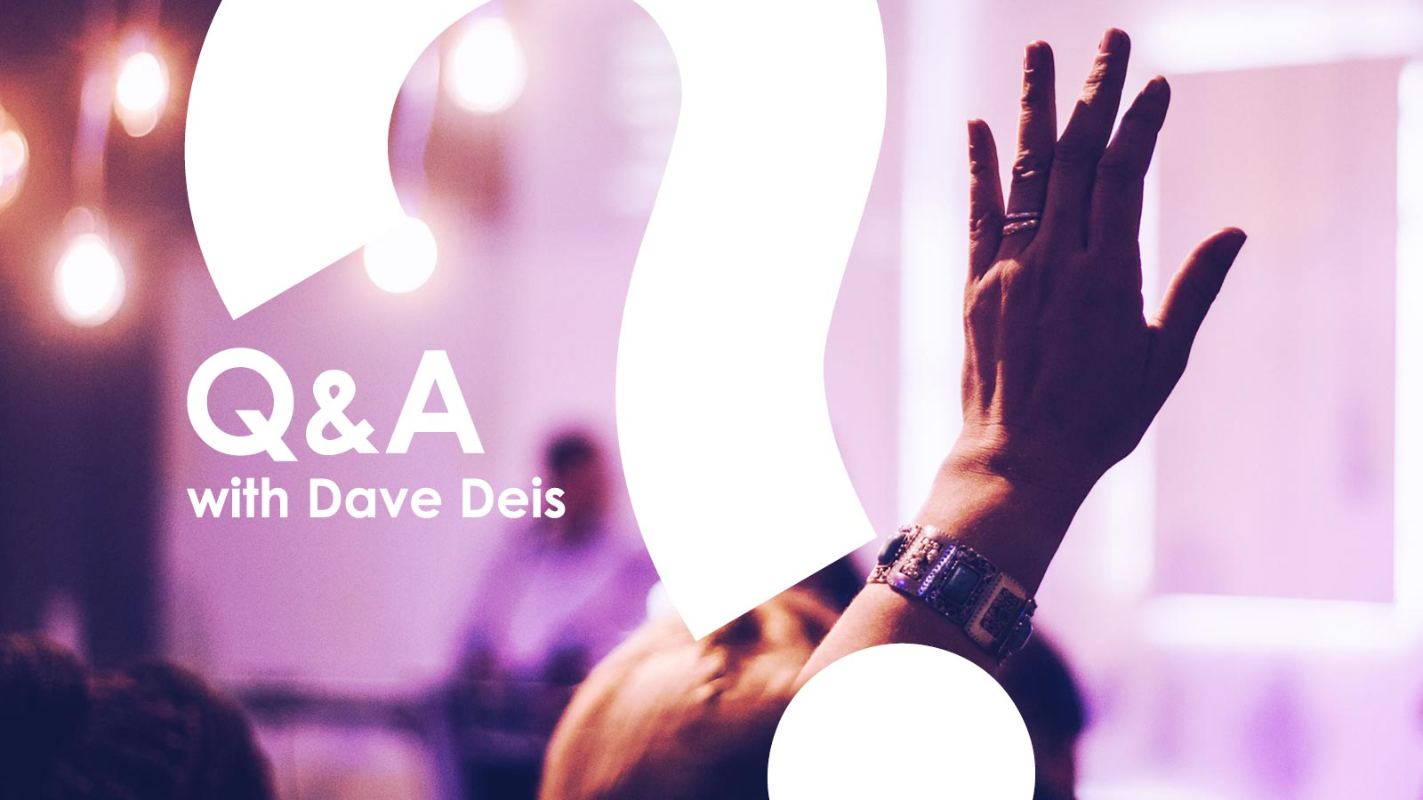 Q & A with Dave Deis